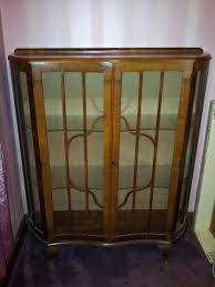 art deco china cabinet art deco style 1930s china display cabinet china display display