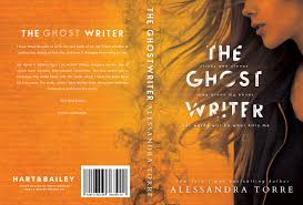 release tour and review the ghostwriter by alessandra torre