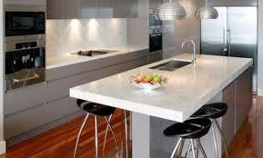 meuble cuisine arrondi ilot central rond excellent de cuisine le coin rassembleur