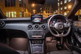 the mercedes a class mercedes a class review 2017 autocar