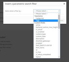 wordpress search layout how to add a multi criteria advanced search in your wordpress website