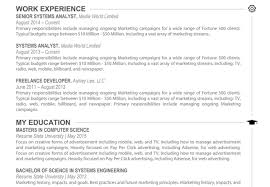 resume creative resume templates for free career summary