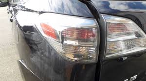 lexus rx330 rx350 rx400h quarter window trim wrecking u2013 2009 lexus rx350 u2013 automatic 4wd u2013 2646c youtube