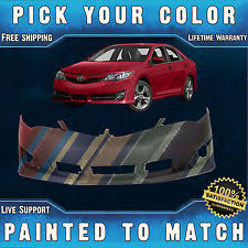 bumpers for toyota camry ebay