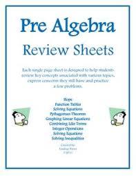 division pre algebra worksheet pre algebra worksheets