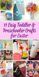 11 easy toddler and preschooler crafts for easter this west