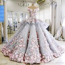 dreaming of wedding dress 2016 summer dreaming gown wedding dresses 3d flora appliques