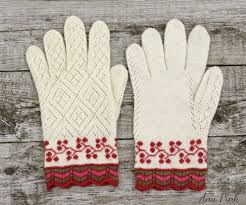 1784 best knitted mitten patterns images on knitting