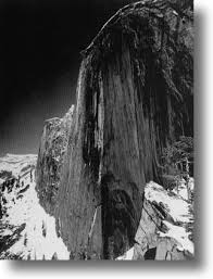 ansel adams yosemite and the range of light poster ansel adams time line