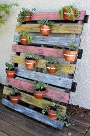 17 creative diy pallet planter ideas for spring gardening