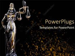 ppt templates for justice powerpoint template scale of justice law and order statue legal