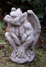 gargoyle garden ornaments ebay