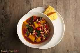 black eyed pea u0026 pumpkin stew cook for your