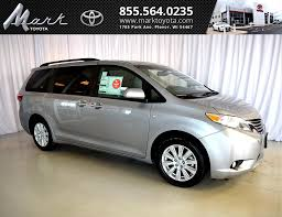 toyota corporation usa new toyota sienna in plover wi inventory photos videos features