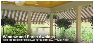 Front Porch Awnings Retractable Awning Manufacturer Eclipse Shading Systems