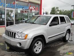 jeep laredo 2007 jeep grand cherokee laredo 4x4 in bright silver metallic