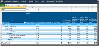 project 2010 business intelligence overview u2013 microsoft project 2010