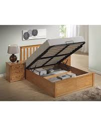 4ft Ottoman Storage Beds by Gas Lift Storage Bed Best Bargain Furniture