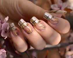 beautiful and attractive nail art design photographyphotography