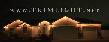 Christmas Lights For House by Permanent Holiday Lights In Boise Idaho Trimlight Permanent