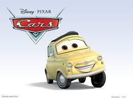 cars characters yellow image cars characters 09 luigi jpg disney wiki fandom powered