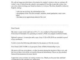 38 american visa invitation letter sample invitation letter for