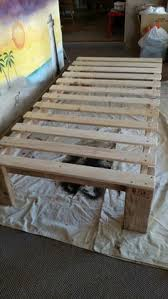 diy kid u0027s pallet bed reuse recycle pallets and footprints