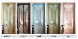 Patio Door Magnetic Screen Magnetic Patio Screen Outdoor Goods