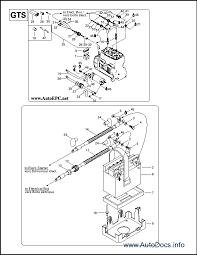 bombardier sea d 1997 1998 service manual parts catalog repair