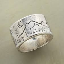 silver band best 25 sterling silver band rings ideas on pretty