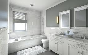 bathroom backsplash ideas tiles gray subway tile bathroom ideas subway tile backsplash