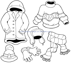 winter coloring pages preschool winter coloring pages