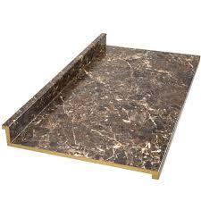 hampton bay valencia 8 ft laminate countertop in spicewood