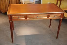 meuble bureau ancien restauration d un bureau plat louis xvi atelier pourquoi pas