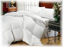 Organic Queen Duvet Cover Amazon Com Organic Comfort Down Alternative Comforter Queen Size
