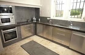 plan de travail cuisine en carrelage beton cire plan de travail cuisine plan travail cuisine plan