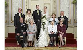 after the wedding royal wedding phillips and autumn s nuptials at