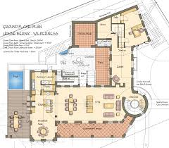 residential home floor plans gallery of renovation split level hair salon residential second