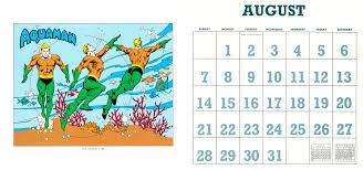 Dc Comics Map Dc Super Powers 1988 2016 Wallpaper Calendar Andertoons Cartoon Blog