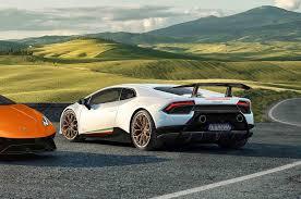 Lamborghini Huracan Coupe - lamborghini huracán performante laptimes specs performance data