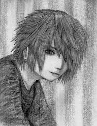 emo sketch by akumabear on deviantart