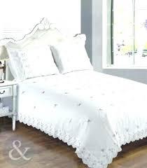 white duvet covers queen white ruffle duvet cover queen u2013 ems usa