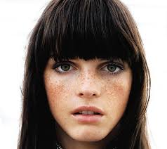 haircut photos freckles 57 best freckles images on pinterest beauty women berlin