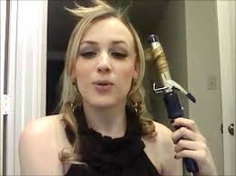 curling irons that won t damage hair curls curls curls how to curl fine hair part 1 youtube