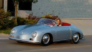 porsche speedster kit car porsche 356a replicas