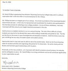 Scholarship Recommendation Letter Template 5 recommendation letter for student scholarship receipts template