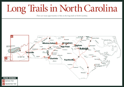 sherpa guides carolina mountains the trails of