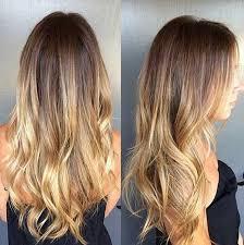 Frisuren Lange Haare Mit Farbe by 40 Und Dunkel Braune Haar Farbe Ideen