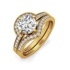 wedding rings nigeria flabella 9kt gold bridal set azarai wedding rings lagos abuja