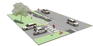 separated bike lane rural design guide